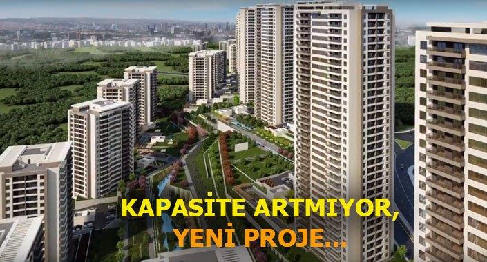 YDA İnşaat Ankara'ya 8.228 yeni konut yapıyor