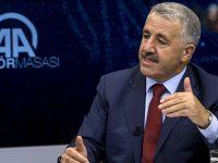 Bakan Arslan Gebze Halkalı demiryolu hattı için tarih verdi