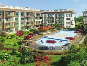 Armadakent'te daire fiyatları 655 bin TL'den başlıyor