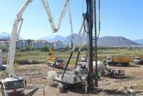 Antalya Boğaçayı Projesi'nde ilk etap çalışmaları başladı