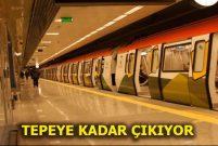 Altunizade Çamlıca Metrosu 2 yıla kadar bitecek