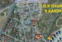 Emlak Konut Ankara Çankaya Oran arsasını ihaleye çıkarıyor