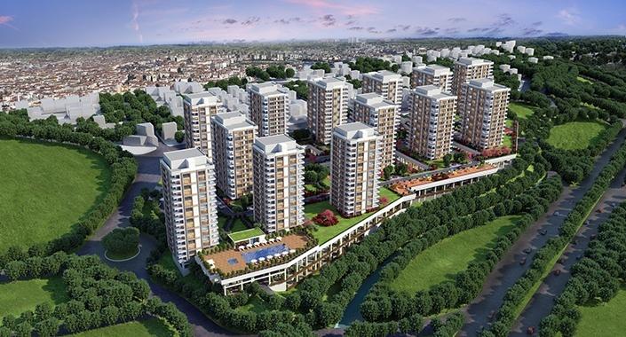 Ağaoğlu Çekmeköy Park, Sancaktepe metroya komşu yükseliyor