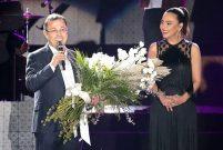 DAP İzmir Projesi için Ebru Gündeş konser verdi