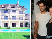 Burak Özçivit ve Fahriye Evcen Beykoz'dan yeni villa aldı