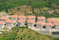 Gazenferkent Konutları'ndaki 73 daire satışa çıkarıldı