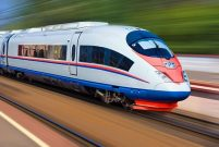 İstanbul'un yeni hızlı tren hattında inşaat başlıyor