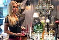 Işıl Reçber yeni villasını 800 bin TL'ye dekore etti