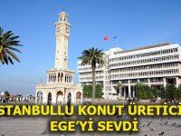 İzmir, Bodrum ve Denizli'nin potansiyeli İstanbul'u solladı