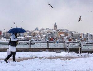 İstanbul kışa hazırlanıyor