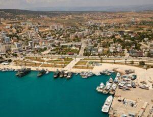 Mersin Taşucu Limanı'na en yüksek teklif Metal Yapı'dan