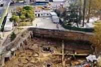 Beşiktaş'taki metro kazısında tarihi değiştirecek keşif