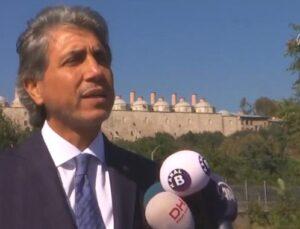 Mustafa Demir'den Hasbahçe açıklaması