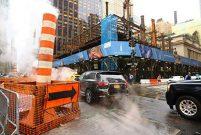 New York'ta 2 bin binayı mazgallarından tüten buhar ısıtıyor