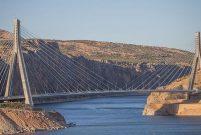 Nissibi Köprüsü, Şanlıurfa-Adıyaman ulaşımını rahatlattı