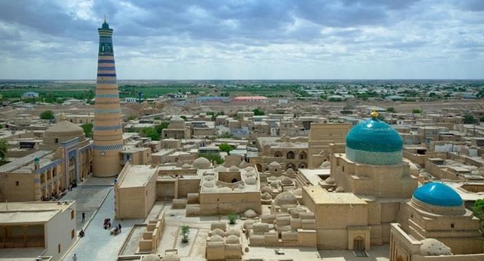 Özbekistan'a 2021'e kadar 29 bin konut yapılacak