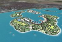 Pendik'te üç tane su sporları adası inşa edilecek