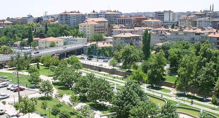 Gaziantep Şehitkamil'de 15 milyon TL'ye satılık arsa