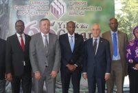 Somali Başbakanı Khayre'den Türk müteahhitlere destek