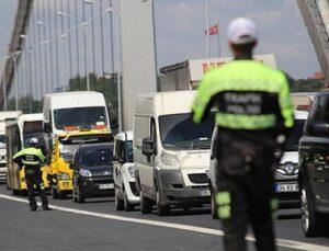 İstanbul'da bazı yollar 29 Ekim'de trafiğe kapatılacak