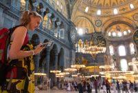 İstanbul son 9 ayda 8 milyon turisti ağırladı