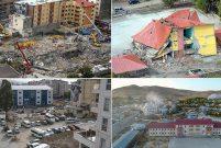 Van depreminin izleri 6 yılda silindi