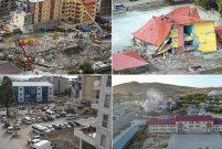 Van Depremi'nin izleri 6 yılda silindi