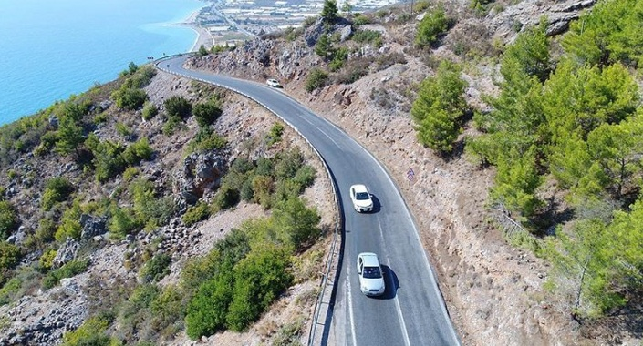 Akdeniz Sahil Yolu, Mersin-Antalya arasını 4 saate indirecek