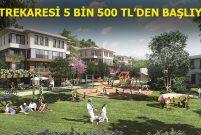 Polatyol'un yeni projesi Eston Şehir Koru görücüye çıktı