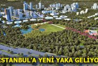 Kuzey Yakası Başakşehir'e değer katacak