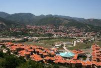 Ankara Kızılcahamam'da satılık 8 parsel arsa
