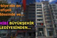Harbiye'deki Letafet Apartmanı 7 milyon 200 bin TL'ye satılık!