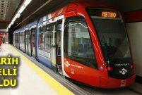 İBB'den Üsküdar-Çekmeköy metrosu müjdesi