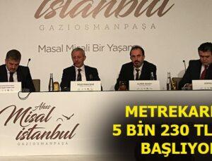 Ahes Misal İstanbul satışa çıktı