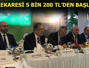 """Tema İstanbul'un 2. etabı """"Bahçe"""" satışa çıktı"""