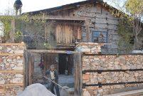 Antalya'daki Düğmeli evler yeniden ayağa kaldırılıyor