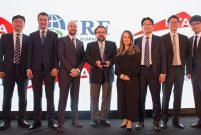 Avrasya Tüneli, 'Global Başarı Ödülü'ne layık görüldü