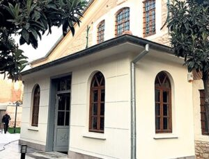 Edirnekapı Aya Yorgi Kilisesi'nde restorasyon tamamlandı