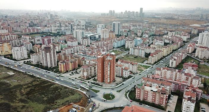 Başakşehirin çehresi Prestij Caddelerle Değişiyor