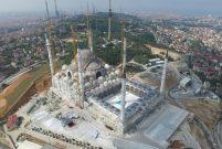 Çamlıca Camii Ramazan ayında ibadete açılacak