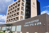 Çan Belediyesi 4 yıldızlı termal oteli satışa çıkardı
