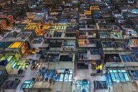 Hong Kong'da devlet destekli 620 konuta 88 bin aile başvurdu