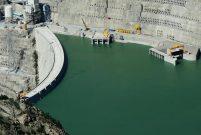 Deriner Barajı İstanbul'un 2 yıllık su ihtiyacını karşılıyor