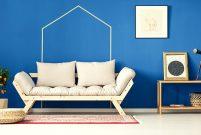 DYO'nun mavi-turkuaz renkleri ile huzurlu ve dingin mekanlar