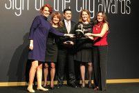 İş GYO'nun Ege PERLA'sına Sign of the City Awards'tan 2 ödül
