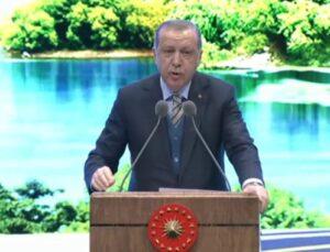 Cumhurbaşkanı Erdoğan'dan Mimarlar Odası'na ayar