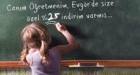 Evgör'den Öğretmenler Günü'ne özel kampanya