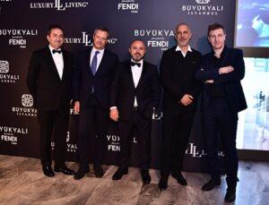 Fendi Casa, Büyükyalı ile Türkiye'ye geldi