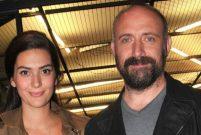 Halit Ergenç ile Bergüzar Korel hayranları yüzünden taşındı