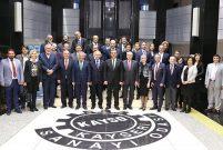 Türkiye İMSAD, Kayseri'de sektör temsilcilerini buluşturdu